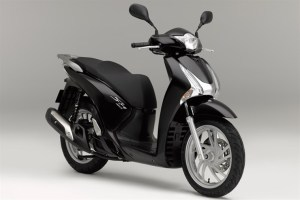 SH150i (leider kein eigenes Bildmaterial. Copyright © 2015 Honda Motor Europe Ltd. All Rights Reserved)